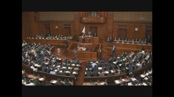 きょうも抗議活動続く 「テロ等準備罪」法案 衆院通過